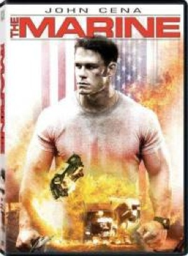 The Marine - 4 Action Film Favorites - DVD cover