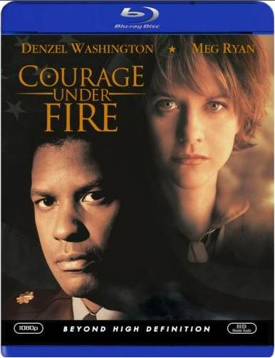 Courage Under Fire - Blu-ray cover