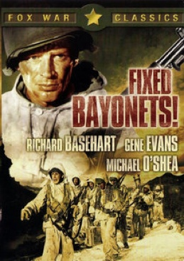 -FIXED BAYONETS! - DVD cover