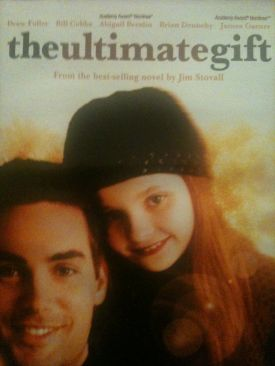 The Ultimate Gift - DVD cover