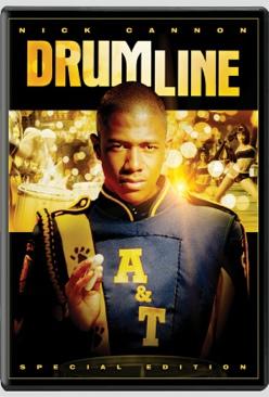Drumline - DVD cover