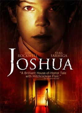Joshua - DVD cover