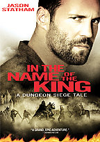 In The Name Of The King - DVD cover