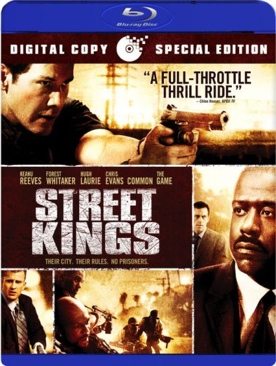 Street Kings - Blu-ray cover
