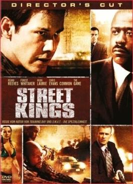 Street Kings - DVD cover