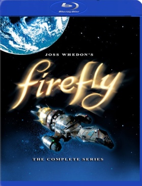 Firefly - The Complete Series - Blu-ray cover