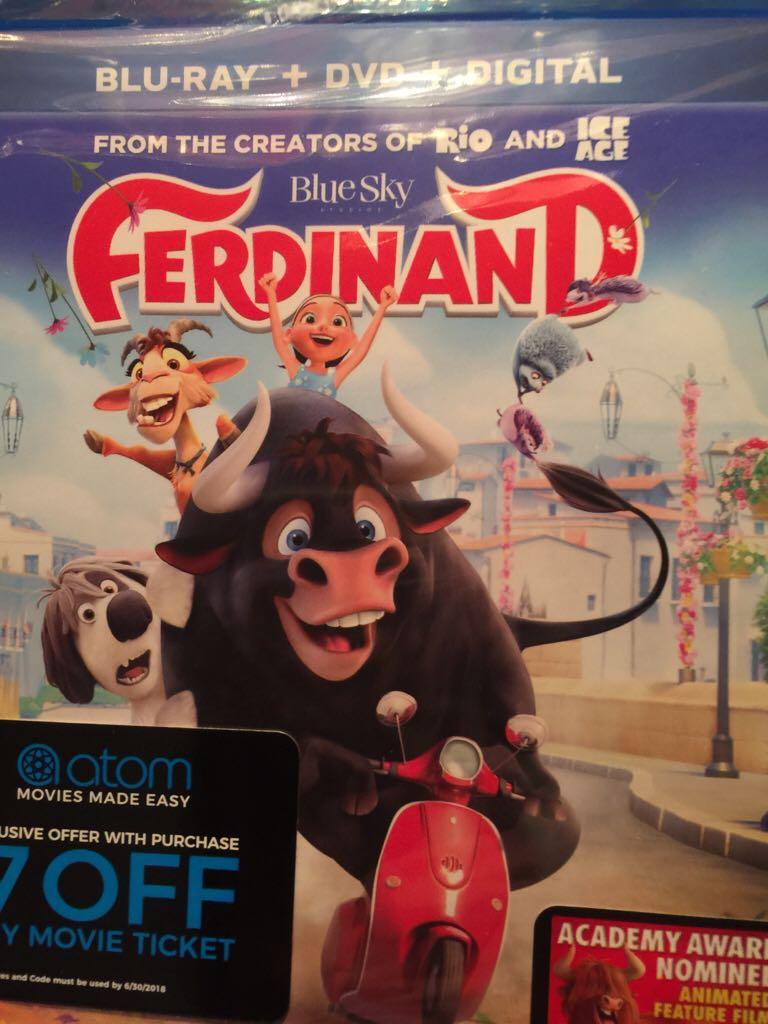Ferdinand -  cover