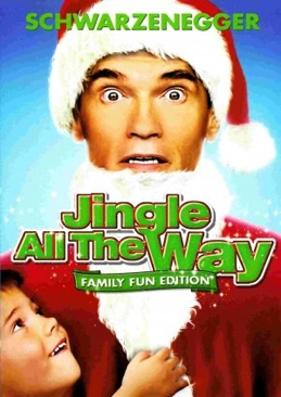 Jingle All the Way - DVD cover