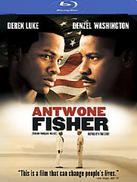 Antwone Fisher - Blu-ray cover