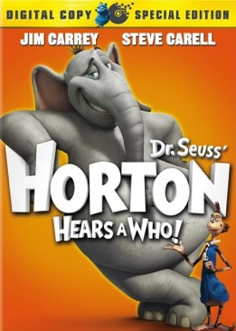 Horton Hears a Who! - DVD cover