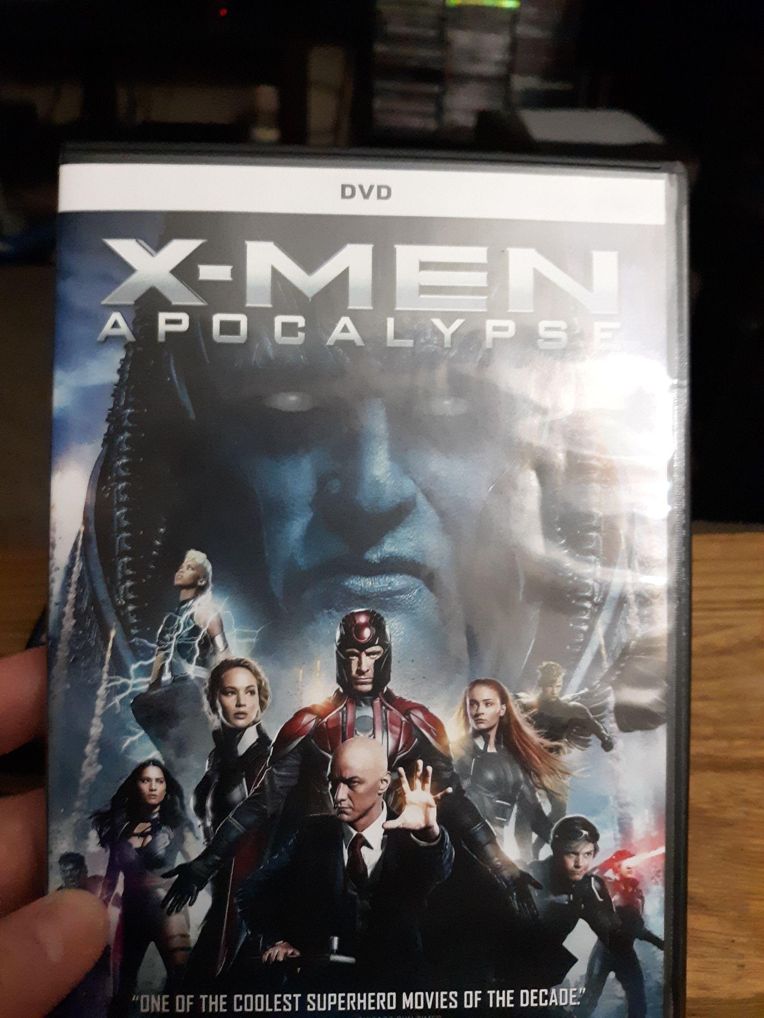X-Men 8: Apocalypse -  cover