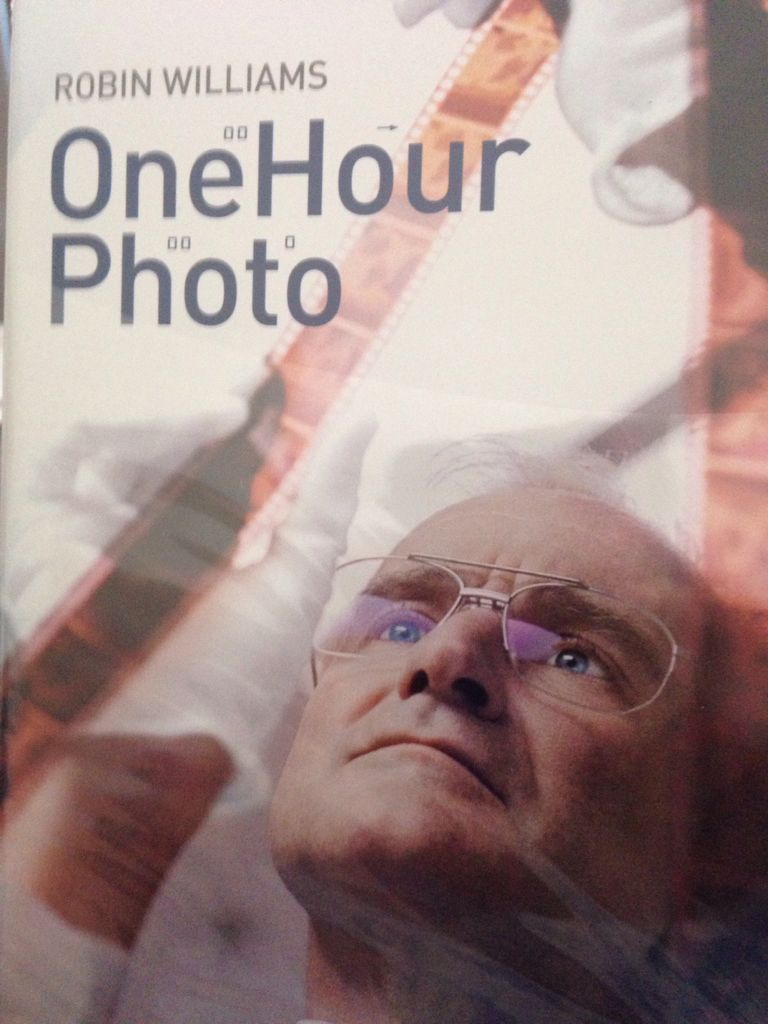 One Hour Photo -  cover