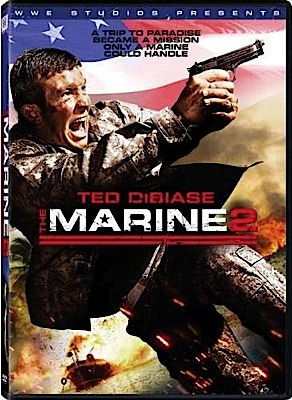 The Marine 2 - 4 Action Film Favorites - DVD cover