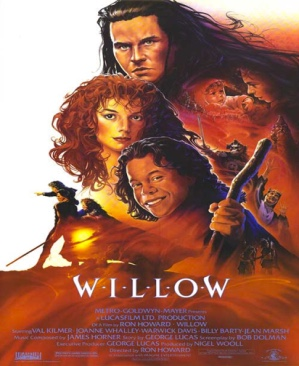 Willow - Blu-ray cover