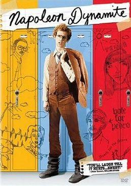 Napoleon Dynamite - DVD-R cover
