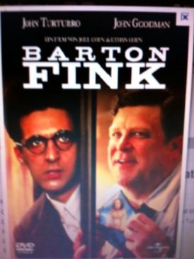 Barton Fink - DVD cover