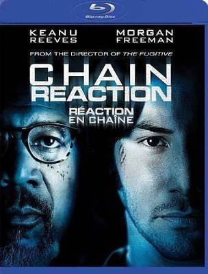 Chain Reaction -  cover