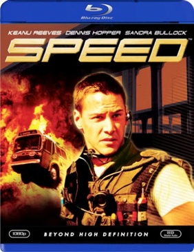 Speed - Blu-ray cover