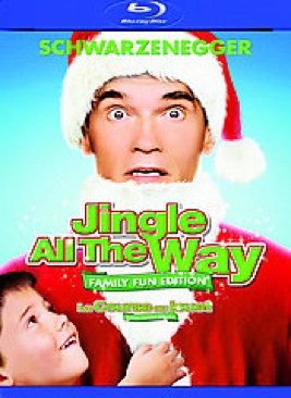Jingle All the Way - Blu-ray cover
