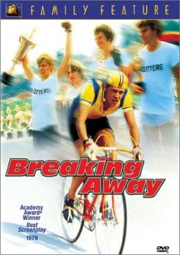 Breaking Away - DVD cover