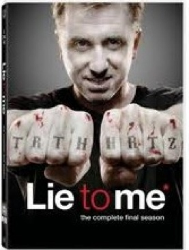 Lie To Me - Final - DVD cover