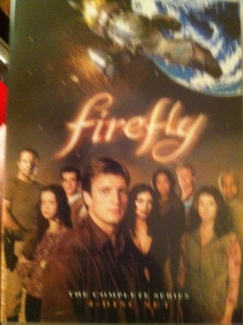 Firefly - The Complete Series - DVD cover