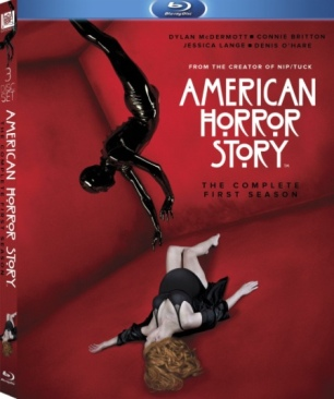 American Horror Story - Blu-ray cover