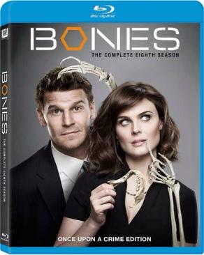 Bones - Blu-ray cover