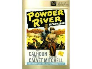 Powder River - DVD cover