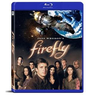 Firefly - Blu-ray cover