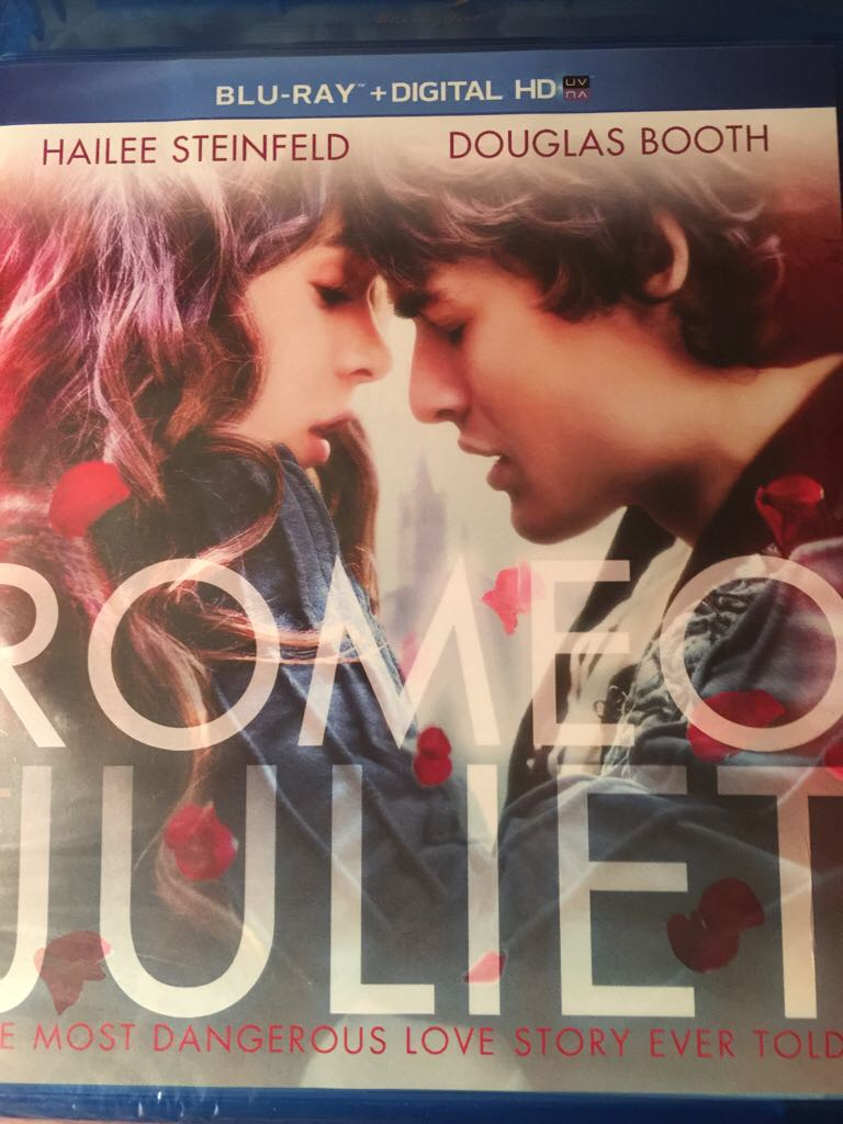 Romeo & Juliet -  cover
