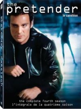 The Pretender - DVD cover