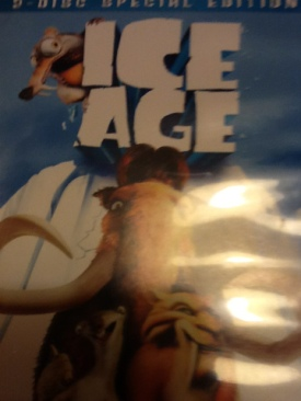 Ice Age - DVD cover