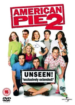 American Pie 2 - DVD cover