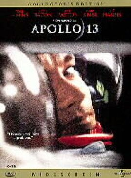 Apollo 13 - DVD-R cover