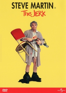 The Jerk - VHS cover
