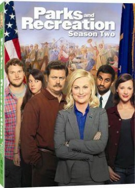 Parks and Recreation - DVD cover