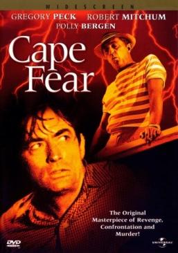 Cape Fear - DVD cover