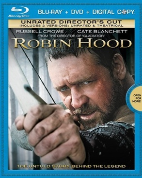 Robin Hood - Blu-ray cover