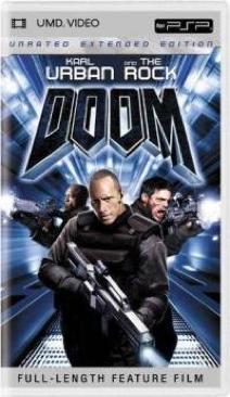 Doom - UMD cover