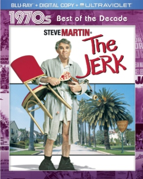 The Jerk - Blu-ray cover