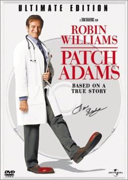 Patch Adams - DVD cover