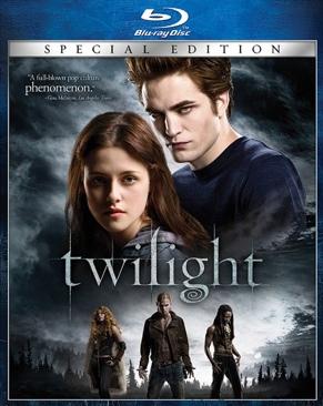 Twilight - DVD cover