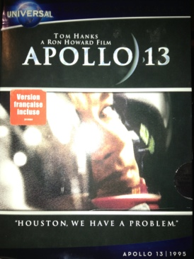 Apollo 13 - DVD cover