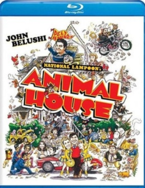 Animal House -VUDU  - Blu-ray cover