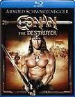 Conan 2 El Destructor -  cover