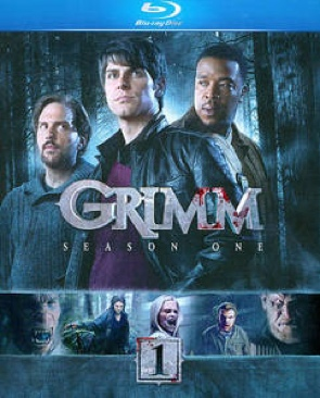 Grimm - Blu-ray cover