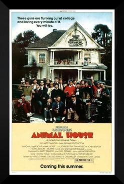 National Lampoons Animal House - DVD cover
