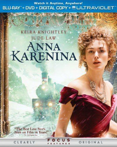 Anna Karenina -  cover