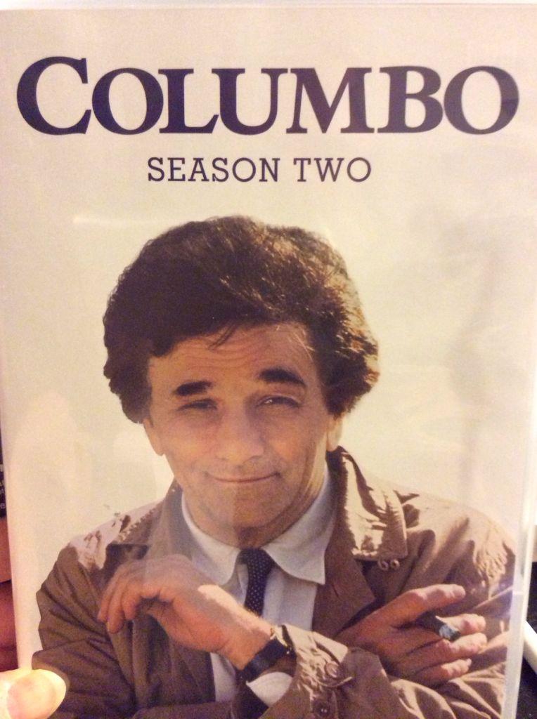 Columbo -  cover